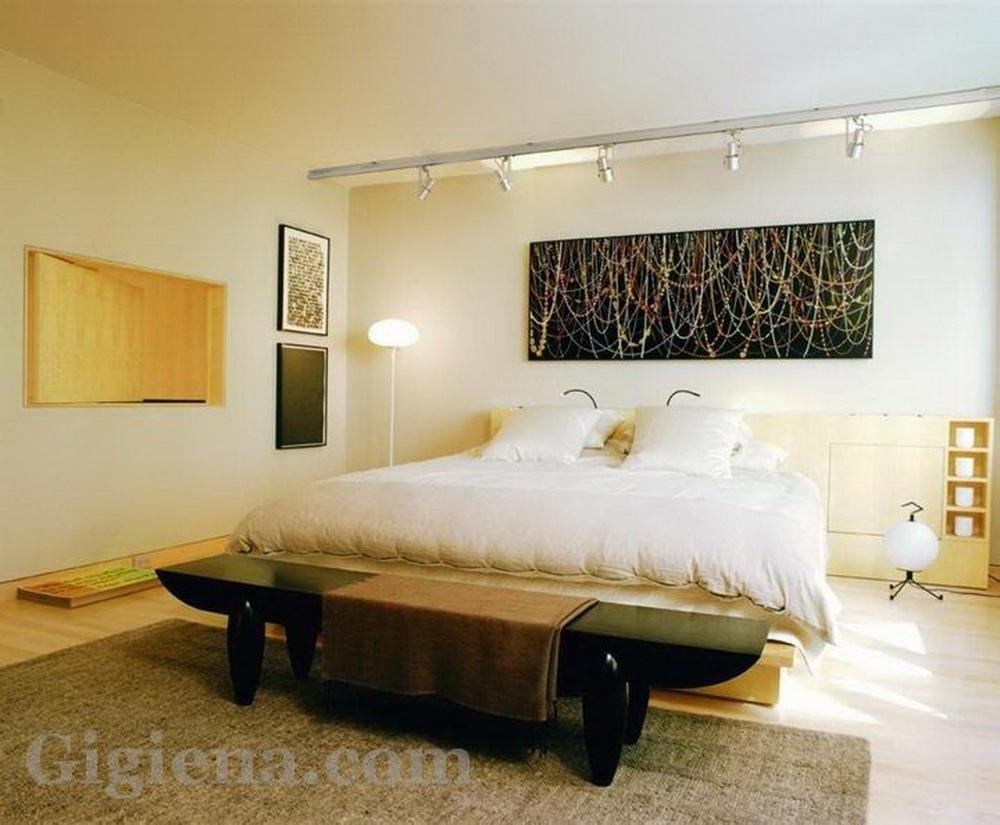 интерьер удивительная спальня