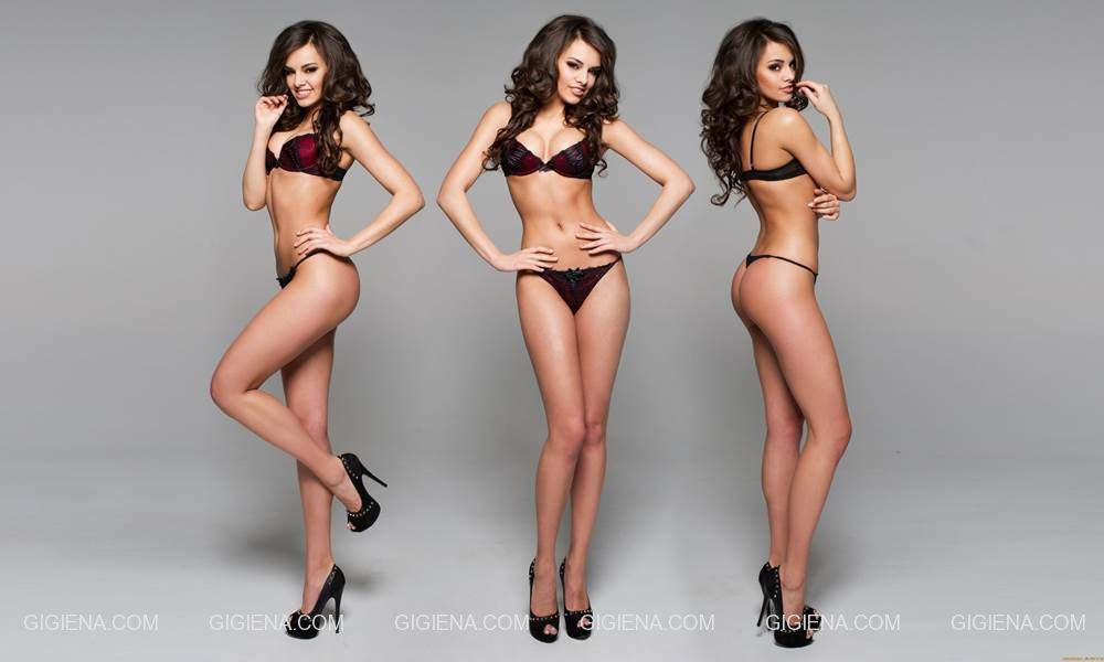 идеальное тело женщины