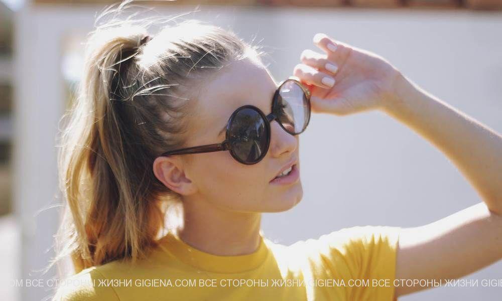 качественные солнцезащитные очки фото