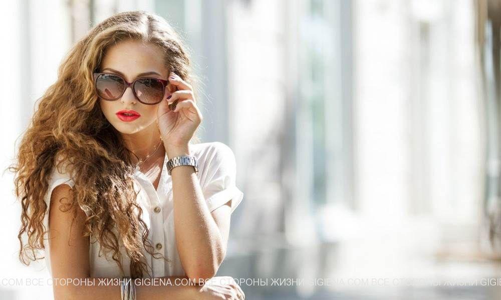 подходящие солнцезащитные очки фото