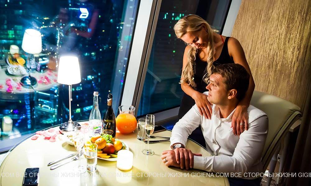 романтический вечер для двоих дома