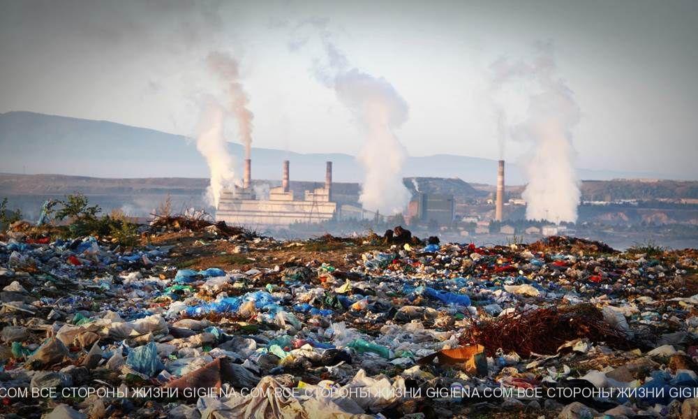 Нормирование бактериального загрязнения воздушной среды