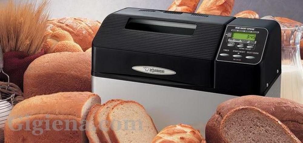 выбираем хлебопечку