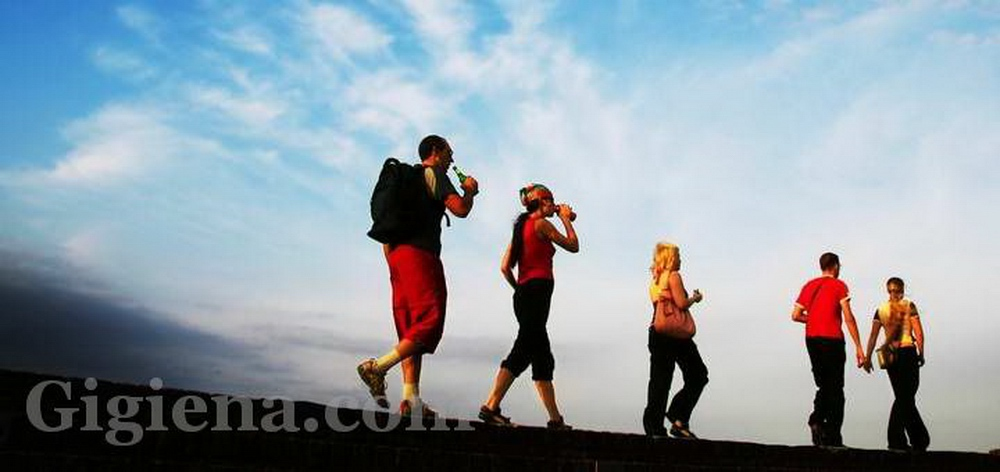 ходьба и здоровье