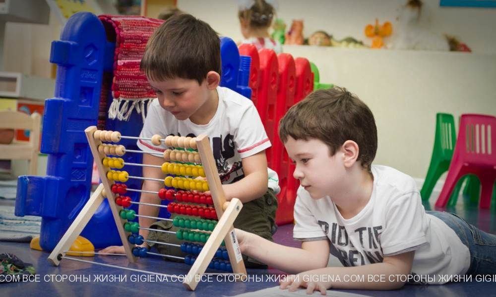 Познавательное развитие дошкольника