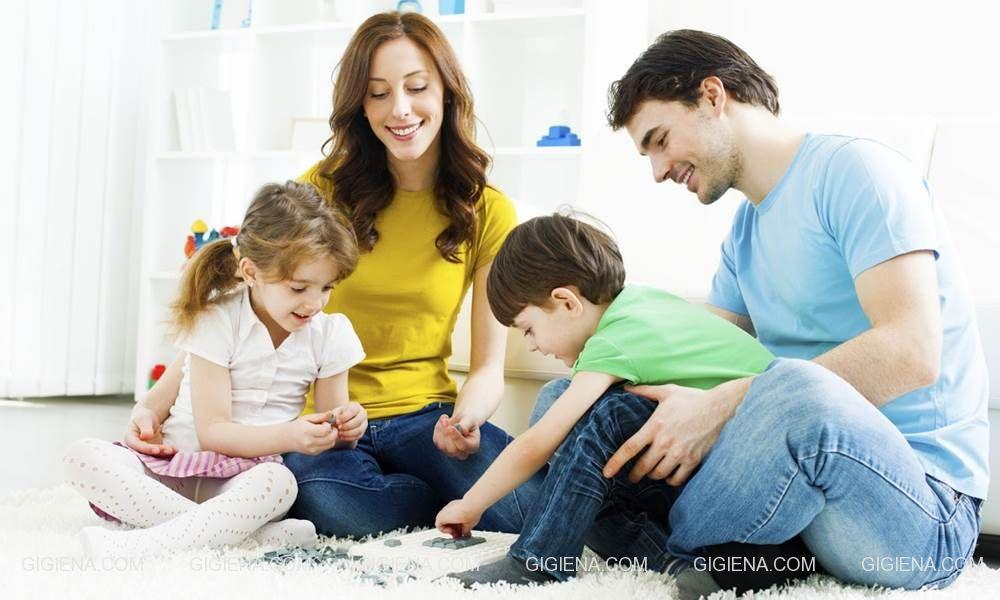 ребёнок в семье