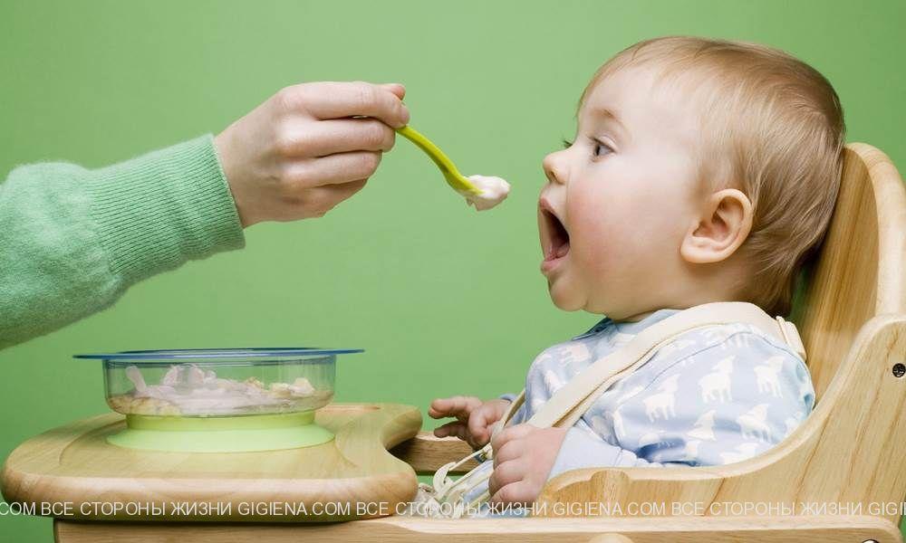 с какого месяца дают ребёнку мясо