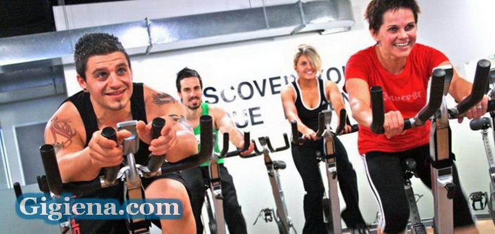 тренировки на велотренажерах