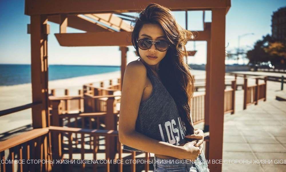 модные солнцезащитные очки фото