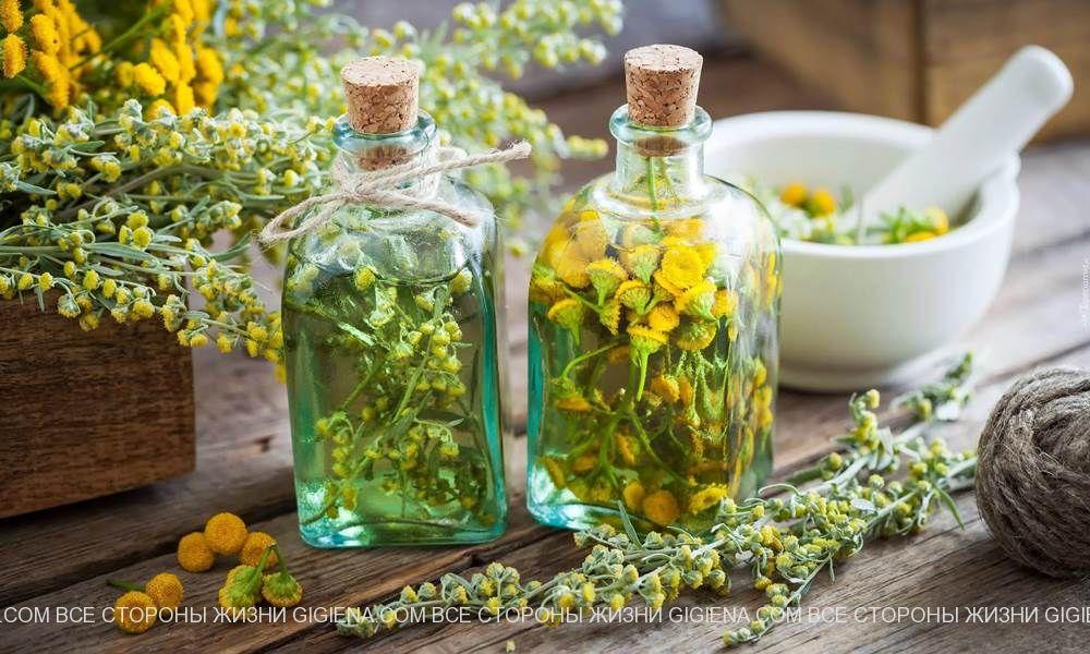 экстракт растений