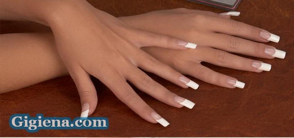 Маникюр: натуральные и искусственные ногти
