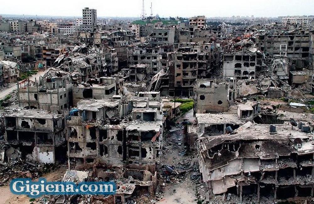 Дамаск - красивейший и древнейший город на земле, таким он останется в моей памяти