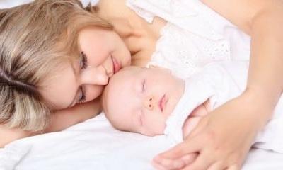 совместный сон с ребёнком