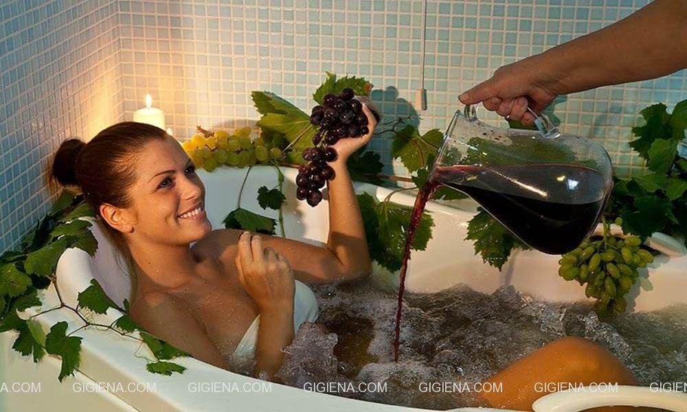 винная ванна