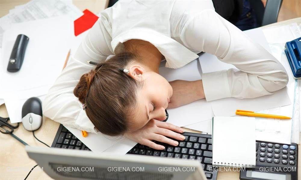 как снять усталость после работы