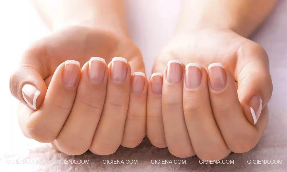 что делает ногти здоровыми