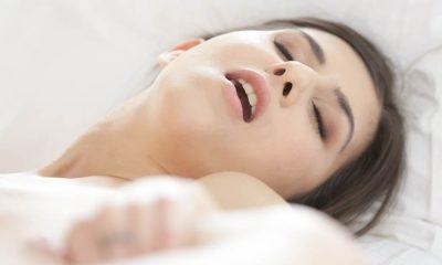 бурный женский оргазм