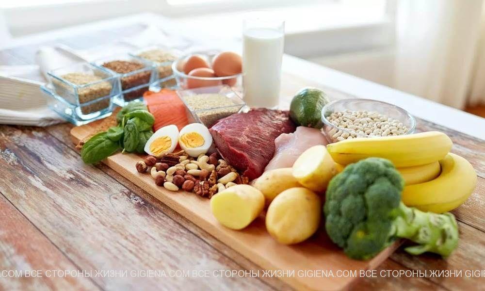 безопасность питания