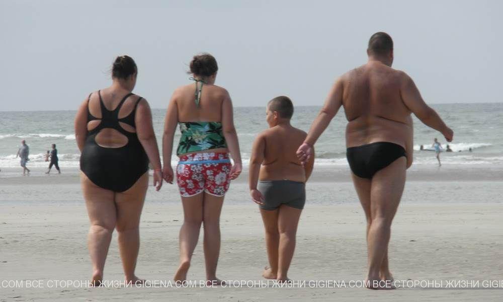 ожирение у россиян