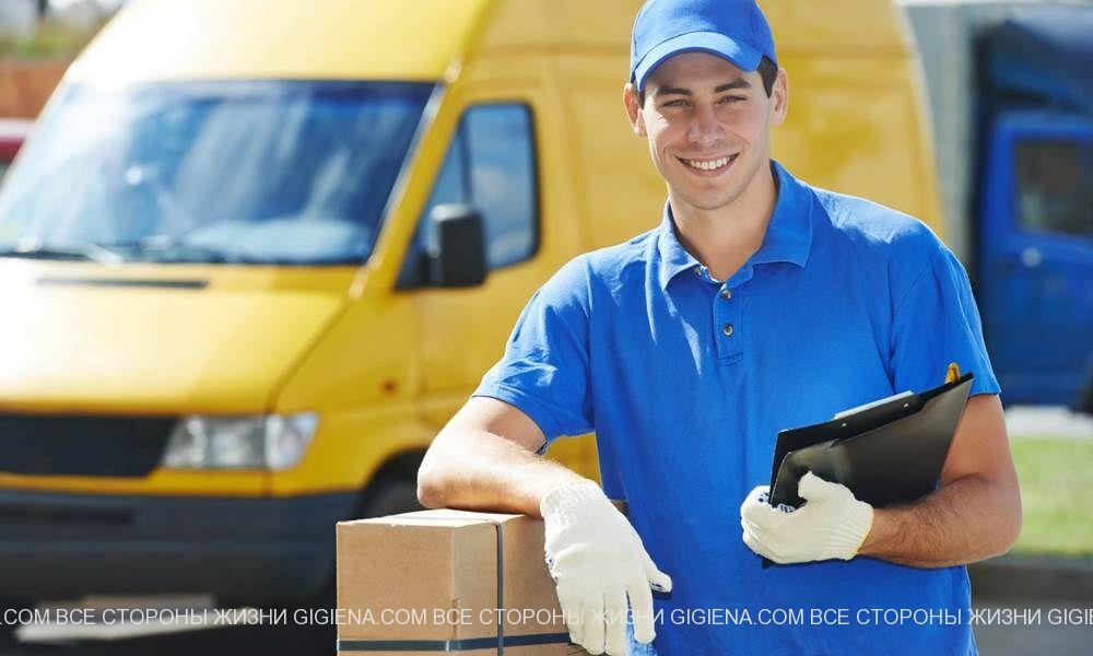 перевозка грузовым такси