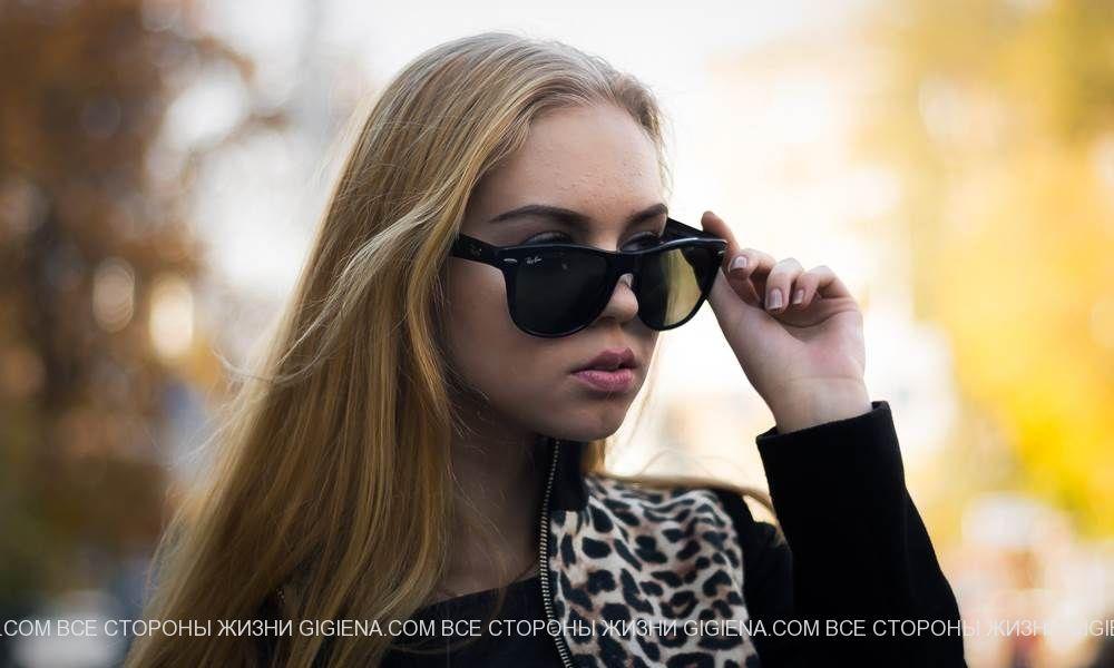 солнцезащитные очки тренды