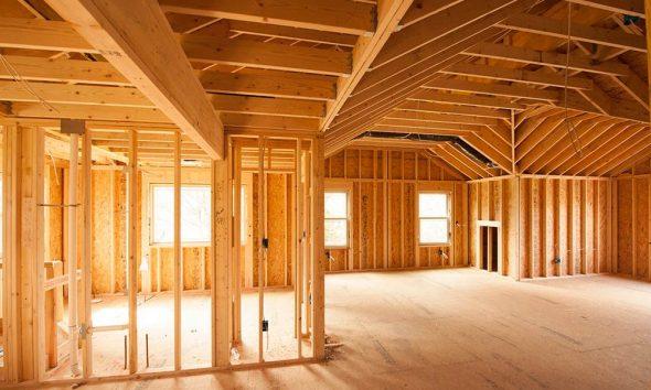 строительство каркасного дома подготовительные работы