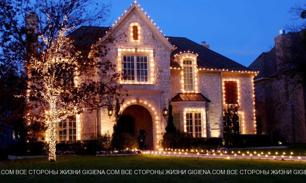 светильники для подсветки фасада фото