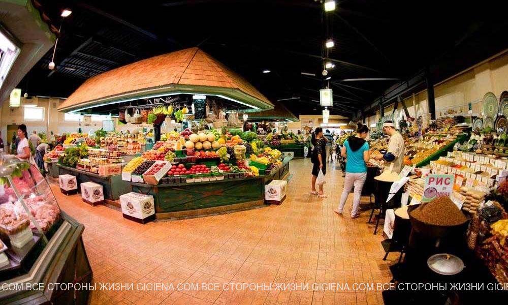 торговый ряд рогожский рынок