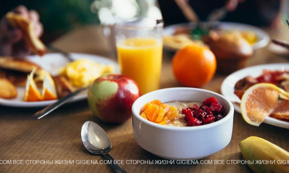 какие продукты сделают завтрак полезным