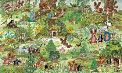 детские книги гляделки