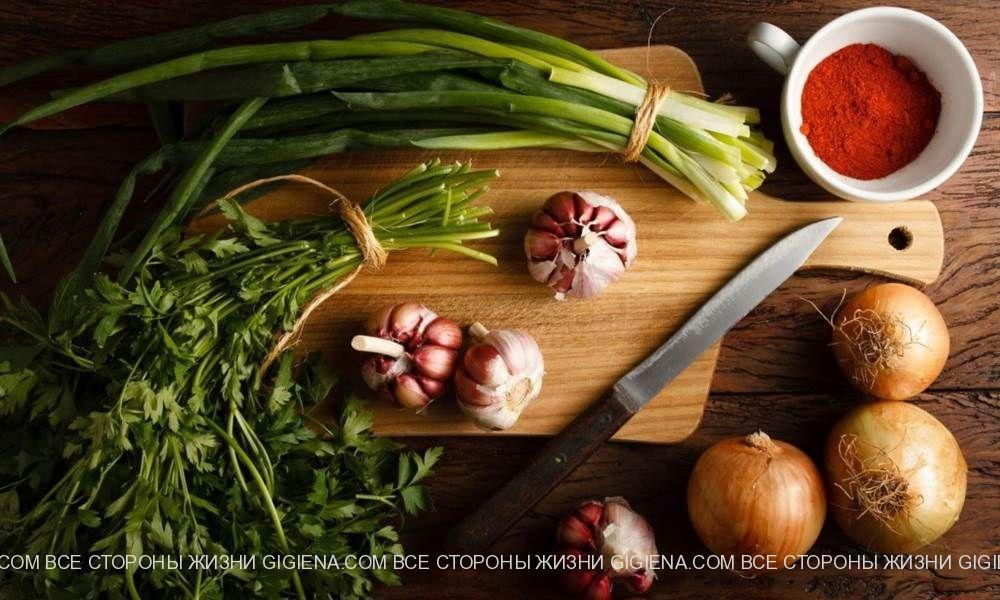 Овощи помогают регулировать давление при гипертонии