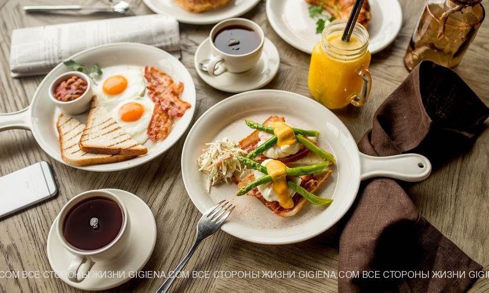 полезное питание что есть назавтрак