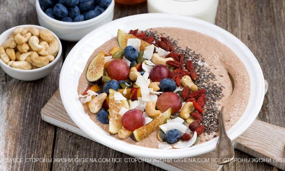 полезный завтрак это правильное питание на весь день