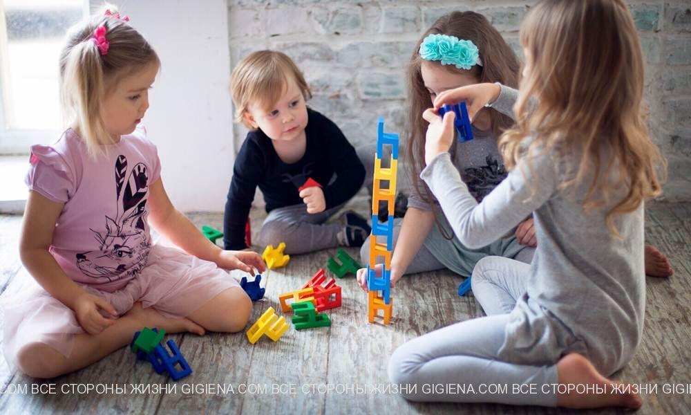 развить интеллект ребёнка