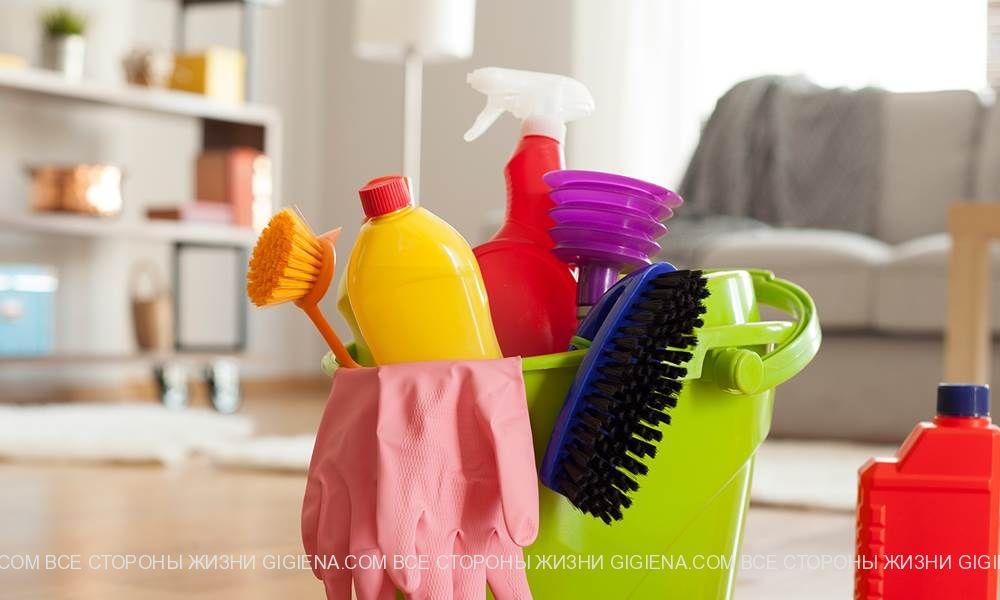 уборка квартиры профессионалами