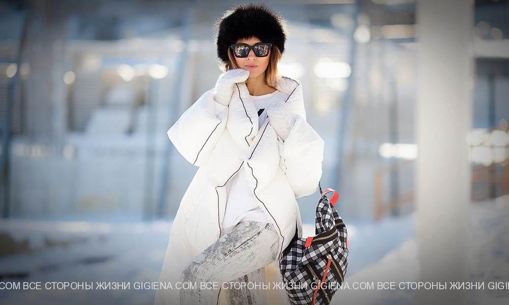 женская зимняя одежда интернет