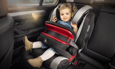 детское кресло автомобильное