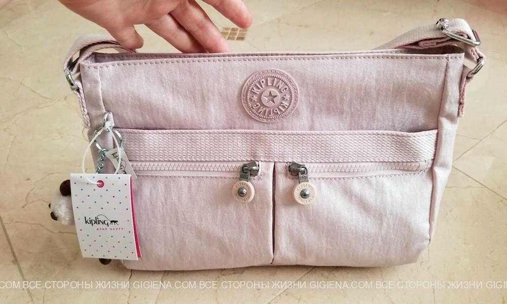 сумки kipling