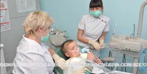 Лечение зубов без боли - наркоз
