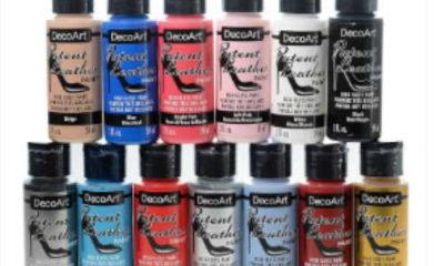 Краски для кожи – как выбрать